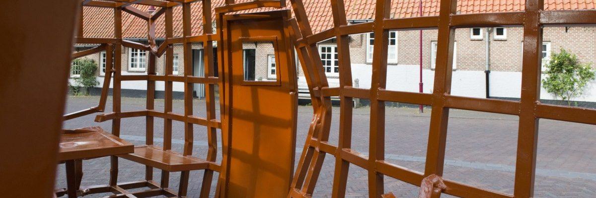 Opbouw Installatie Joep Van Lieshout