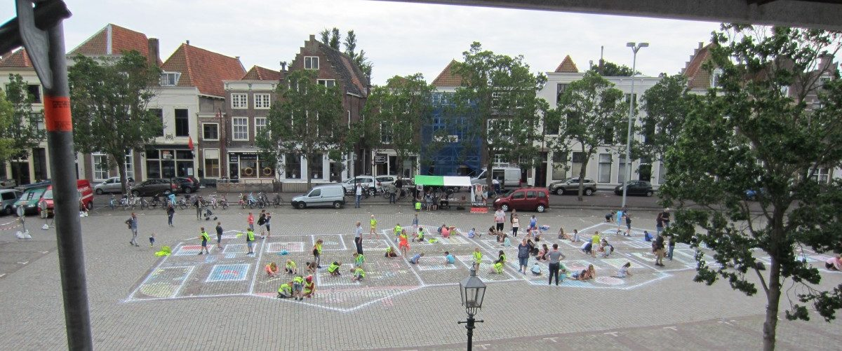Een Project Van Ko De Jonge & RuimteCAESUUR .